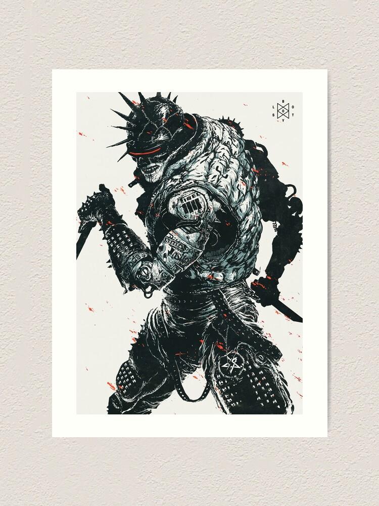 Alternate view of LOST BOY: HERO Art Print