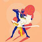 « Thésée et le Minotaure » par lebookdejulien