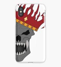 Dead King iPhone Case