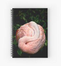 Flamingo Dreams Spiral Notebook