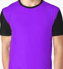 Electric Violet Graphic T-Shirt