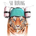 Swaggy Tiger von 24julien