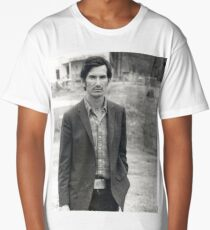 The Late Great Townes Van Zandt Long T-Shirt