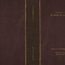 Archaeologist's Journal- Cloth by JungleCrews