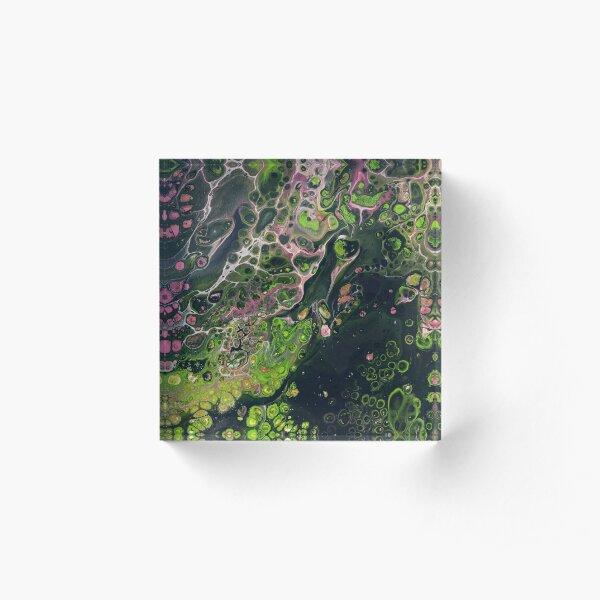 Swamp Life Acrylic Block