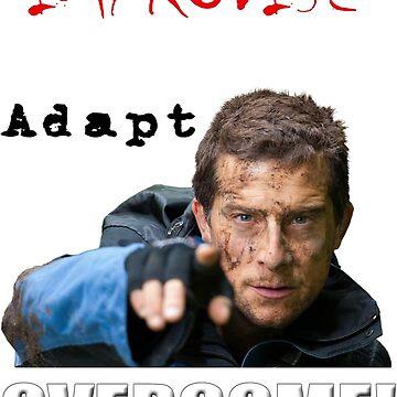 Improvise Adapt Overcome - v4 by dbatista
