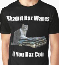 Khajiit haz wares - V.3 classic meme Graphic T-Shirt