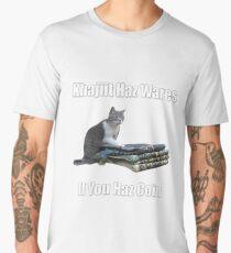 Khajiit haz wares - V.3 classic meme Men's Premium T-Shirt
