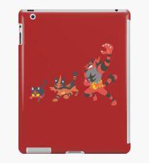 Litten Evolution iPad Case/Skin
