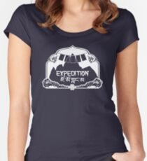 Expedition Everest - Chomolungma  Women's Fitted Scoop T-Shirt