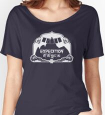 Expedition Everest - Chomolungma  Women's Relaxed Fit T-Shirt