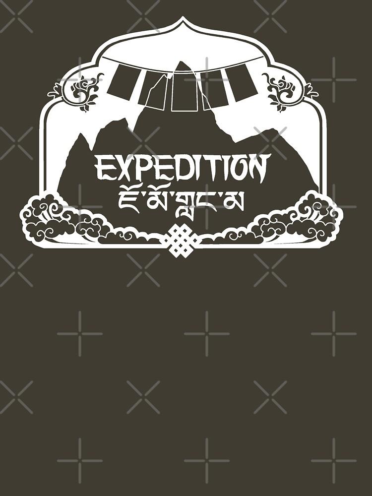 Expedition Everest - Chomolungma de luffans