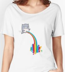 peebow Women's Relaxed Fit T-Shirt