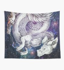 The Luck Dragon Wall Tapestry