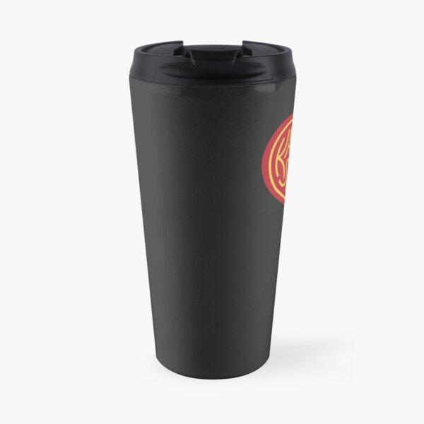 Love KC (red x yellow) Travel Mug