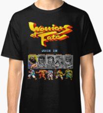 Warriors Of Fate Arcade Classic T-Shirt
