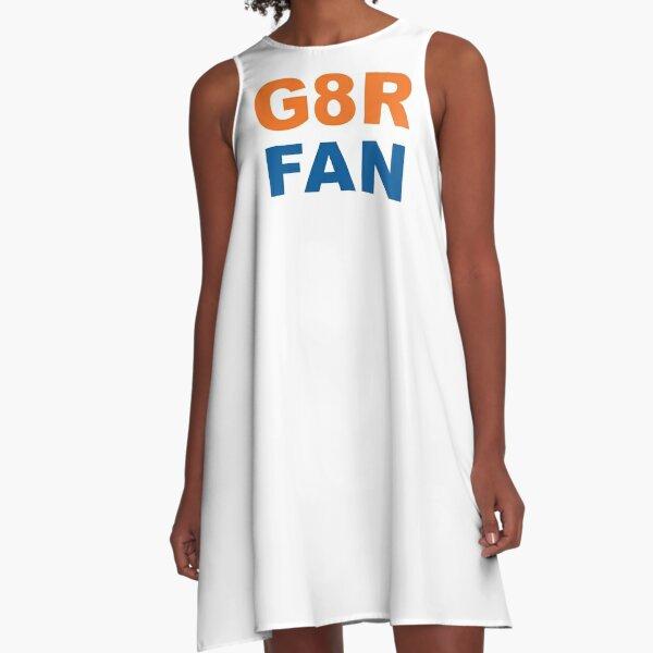 G8R Fan A-Line Dress