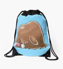 Piloswine Drawstring Bag