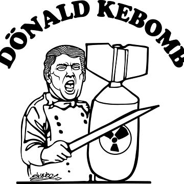 Donald Kebomb by sick-boy