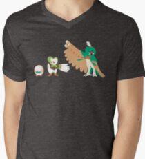 Rowlet Evolution T-Shirt