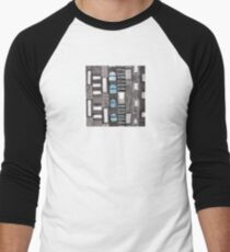 Gray Facade with Lighted Windows  T-Shirt
