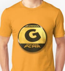 PC Master Race Gold T-Shirt