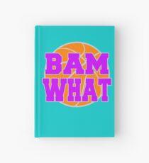 Cuaderno de tapa dura Bam qué baloncesto