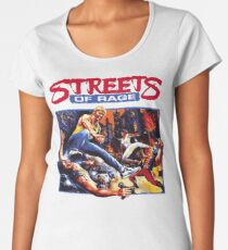 Streets of Rage Women's Premium T-Shirt