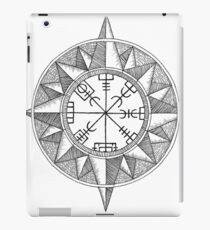 Vegvisir Compass iPad Case/Skin