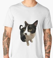 Adolf Kittler - Kitty - Sticker Men's Premium T-Shirt
