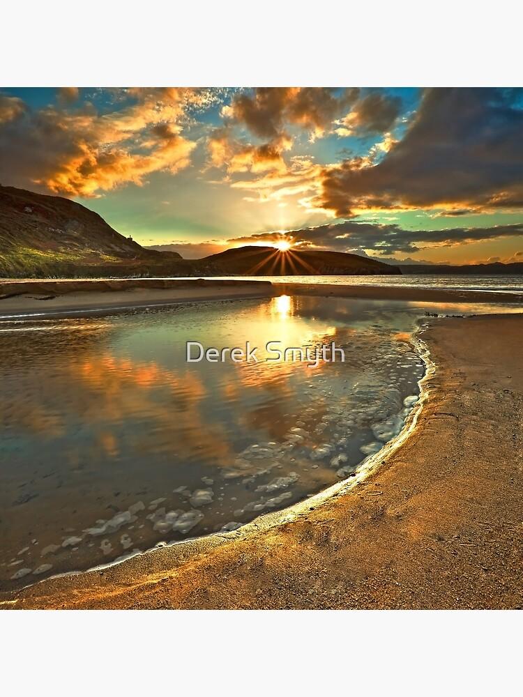 Dunree Sunset by DerekSmyth