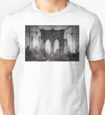 Brooklyn Bridge Snow Day T-Shirt