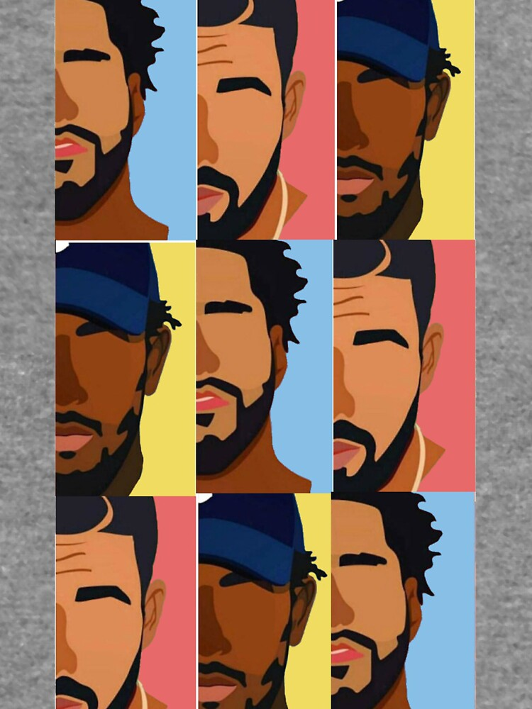 Drake, J Cole, Kendrick Lamar by samgendelman