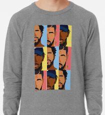 Drake, J Cole, Kendrick Lamar Lightweight Sweatshirt