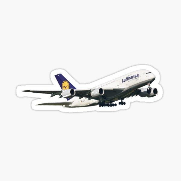 A380 Lufthansa Sticker