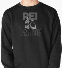 Rei, Bow, Respect, Kneeling Bow, #TakeAKnee, Hashtag T-Shirt