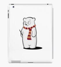 Wizard Polar Bear iPad Case/Skin