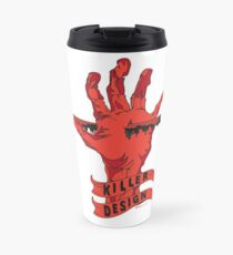 Killer Design - Red Travel Mug
