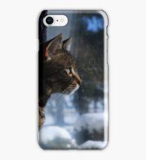 Tasha Reflecting iPhone Case/Skin