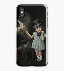 Magician Girl - Create Art History Challenge iPhone Case/Skin