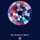 The Colour Of Music by modernistdesign