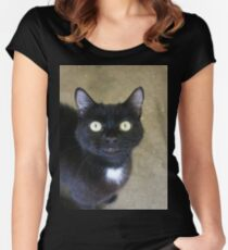 Winnie Women's Fitted Scoop T-Shirt