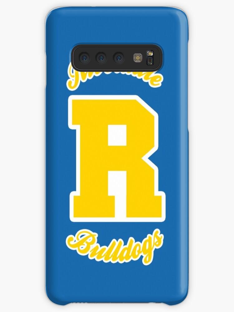 'Riverdale Bulldogs Varsity Block R' Case/Skin for Samsung Galaxy by  JaymanCreative