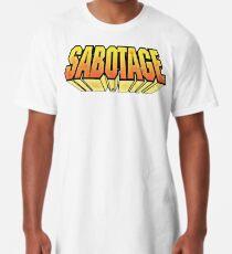 Camiseta larga SABOTAJE (1994)