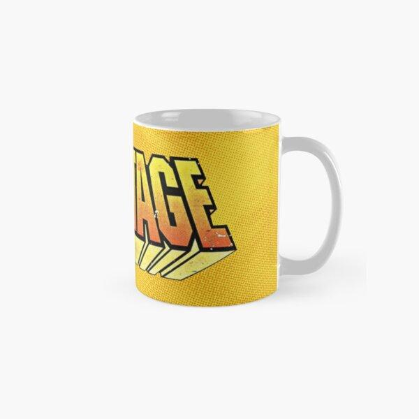 S.A.B.O.T.A.G.E (1994) Classic Mug