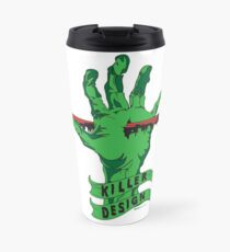 Killer Design - Green Travel Mug