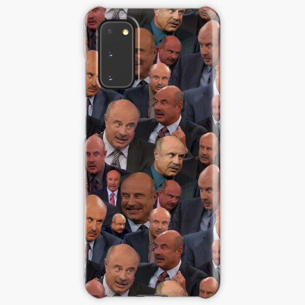 Dr. Phil Pattern Samsung Galaxy Snap Case