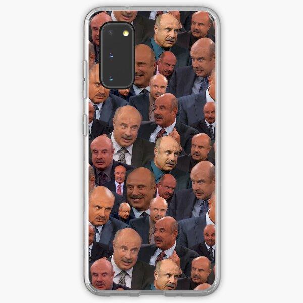 Dr. Phil Pattern Samsung Galaxy Soft Case