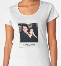 Jason Dean& Veronica Sawyer Women's Premium T-Shirt