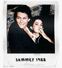 Jason Dean& Veronica Sawyer Poster